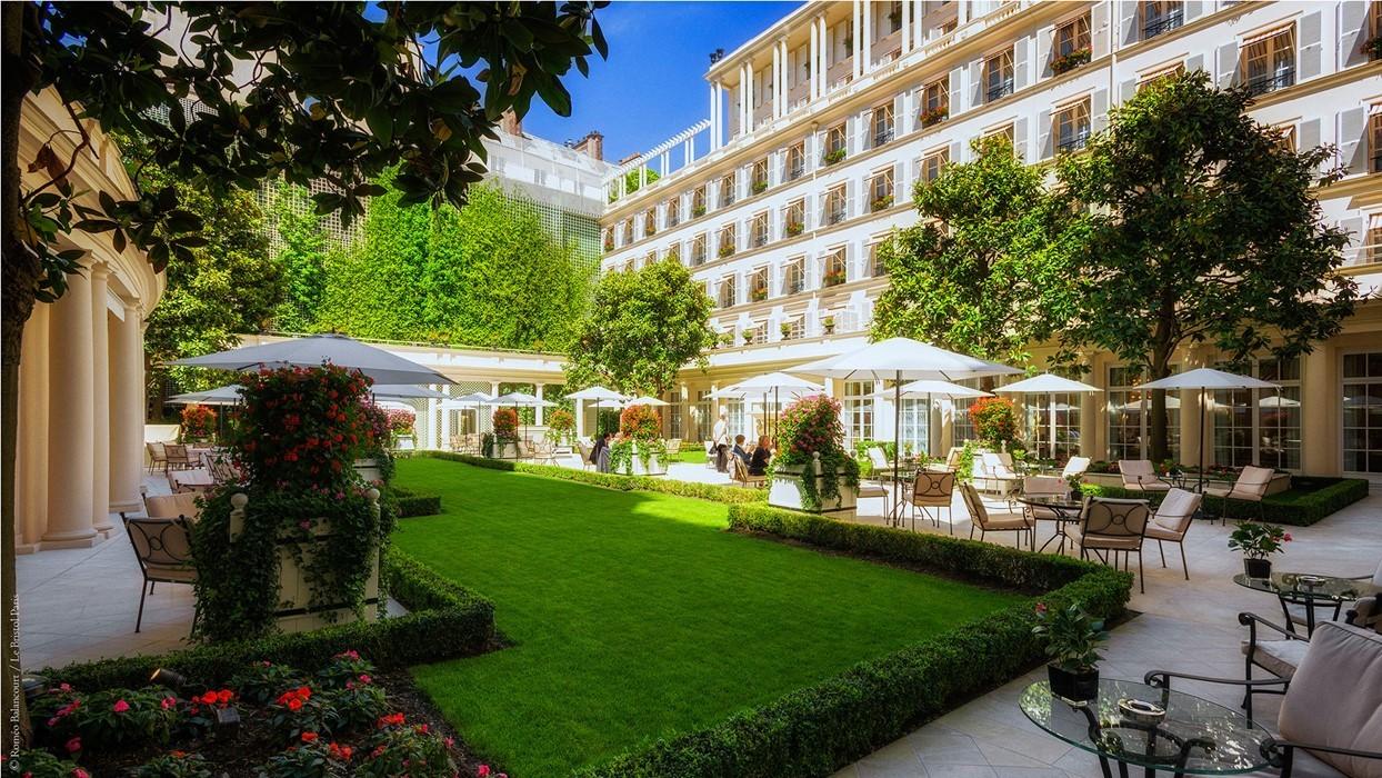 Hôtel Le Bristol – Paris