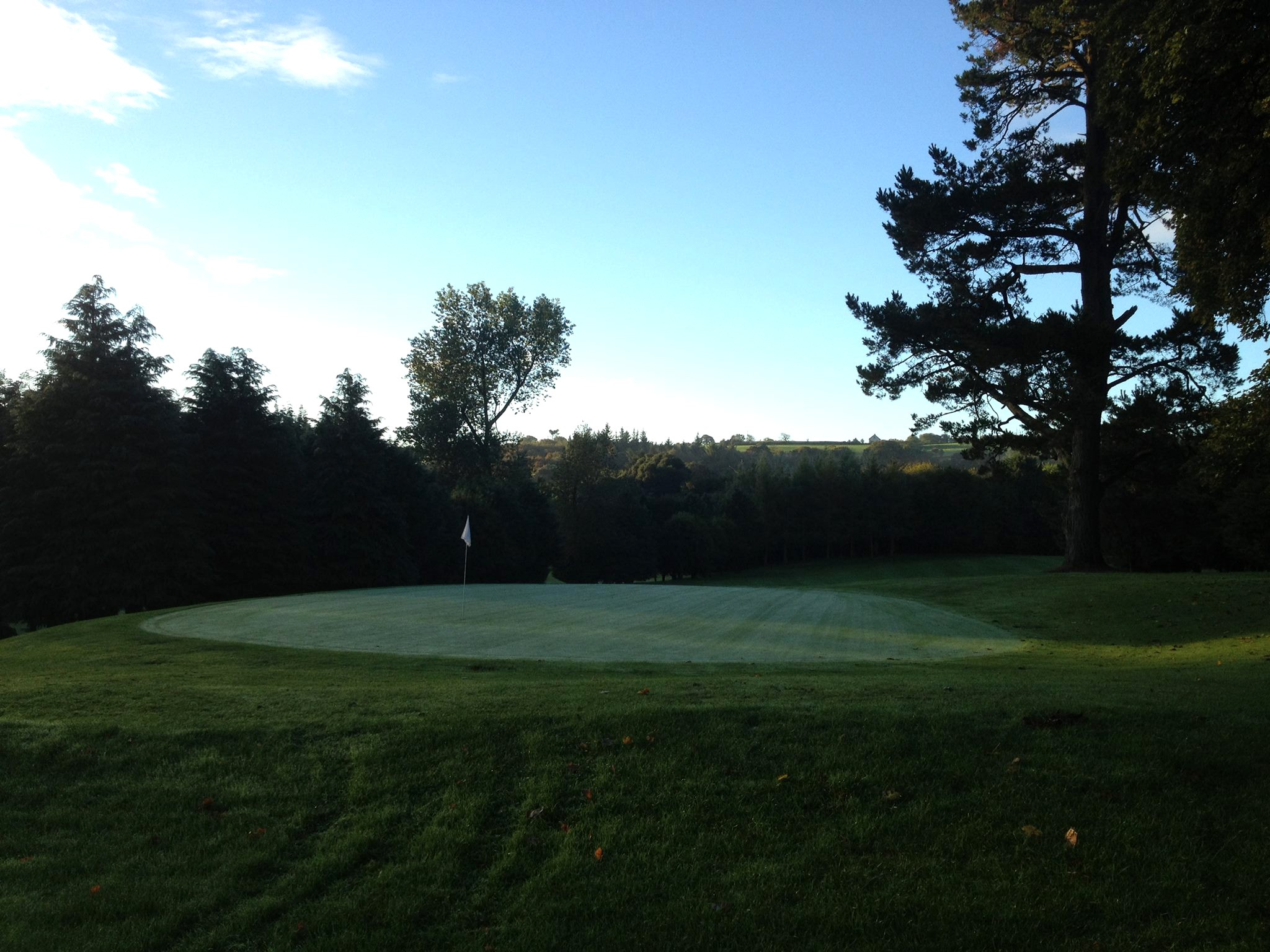 Lissalel House and Gardens - Golf Course