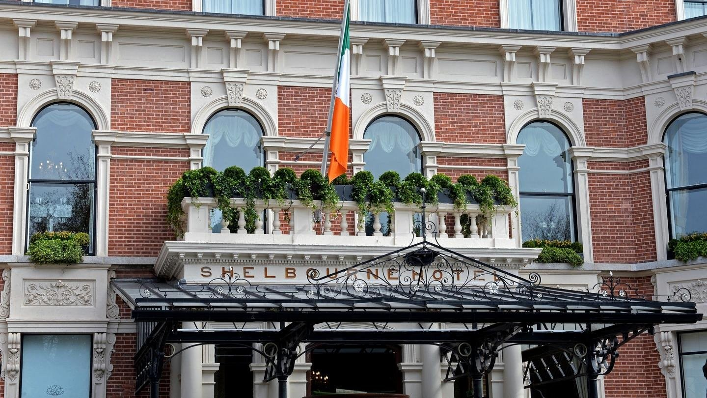 <p>Stunning Renaissance For Iconic Shelbourne Hotel<br></p>