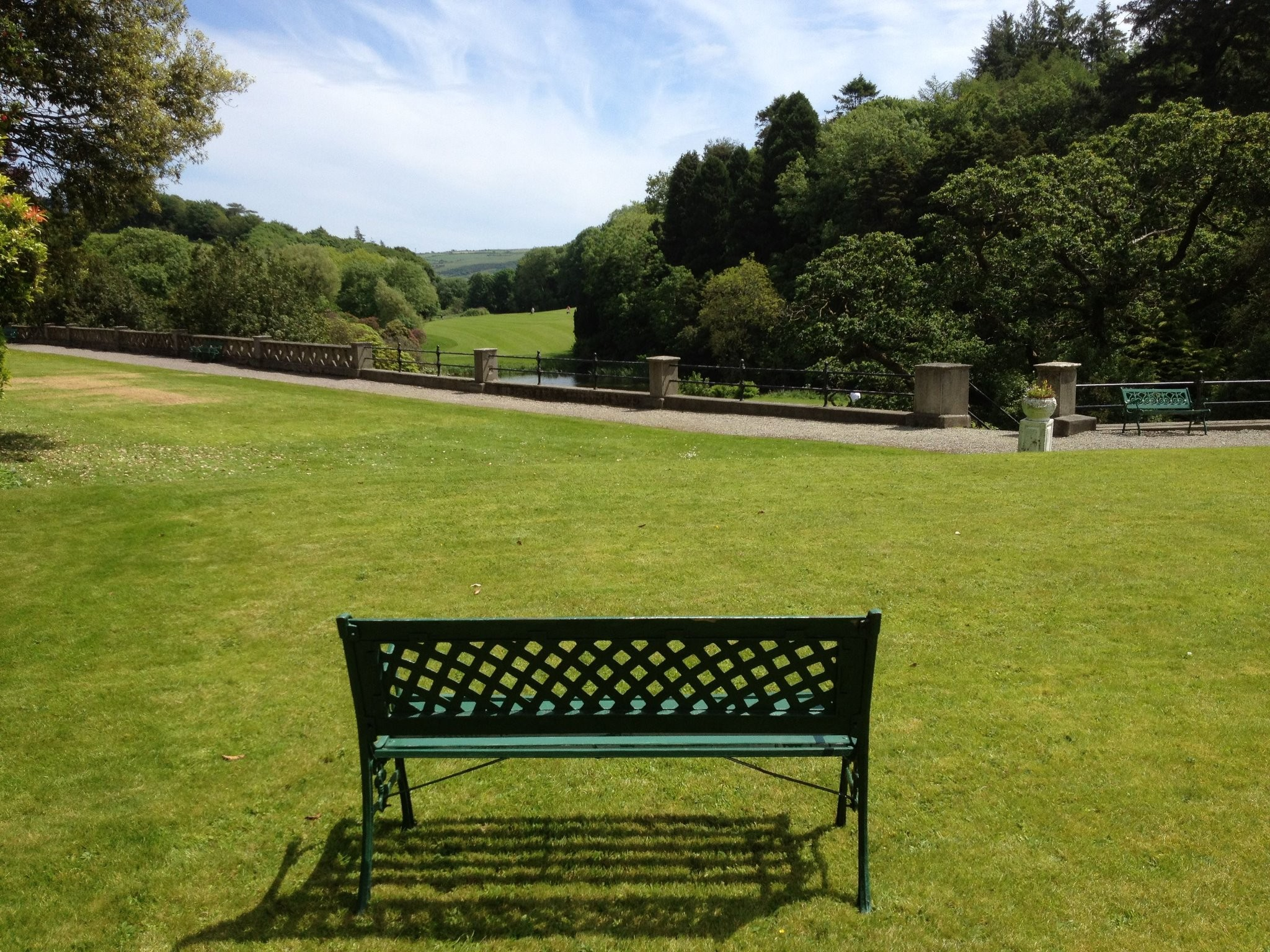 Lissalel House and Gardens -