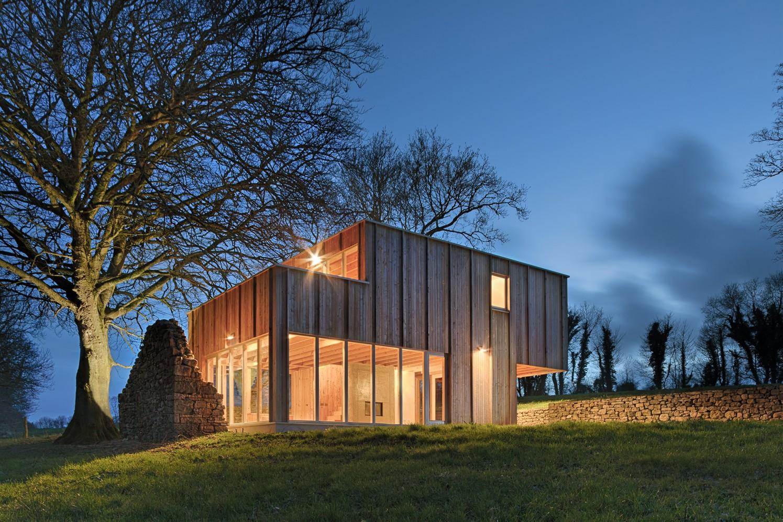 Private Residence on Lough Derg by Kelvin Gillmor