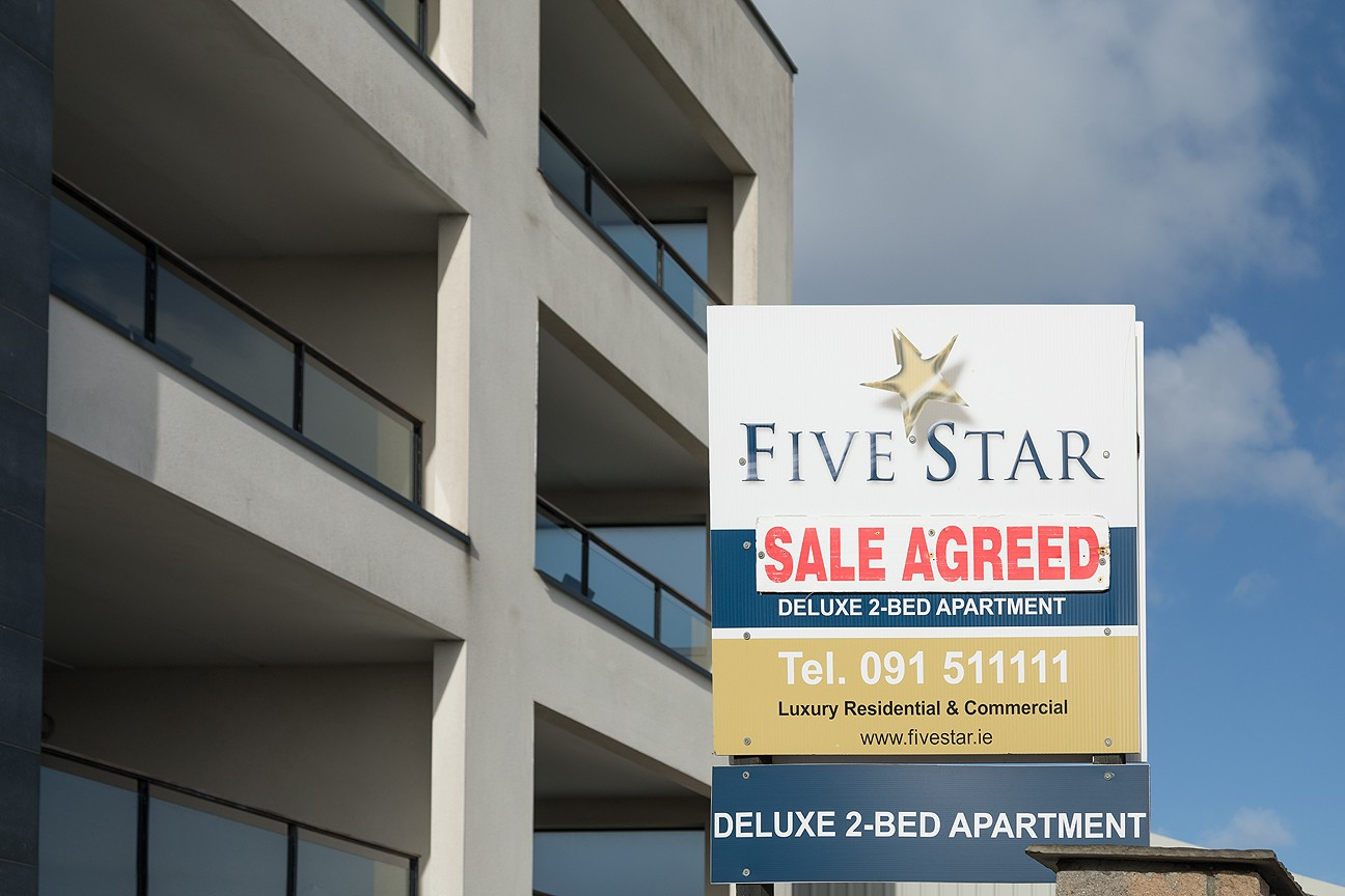 Irish Real Estate is Star Performer in Europe