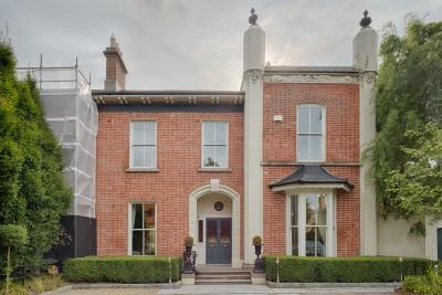 Lavish Period Residence Rathgar, Dublin 6.
