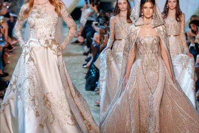 Luxurious Bridal Collections Winter 2017