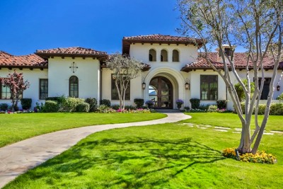 Britney Spears Californian Estate