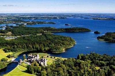 Five-Star Ashford Castle Hotel