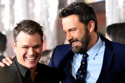 Search is On for Super-Cribs as Damon and Affleck Reunite to Film in Ireland