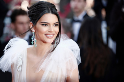 Kendall Jenner Official 'Top Cat 2020'