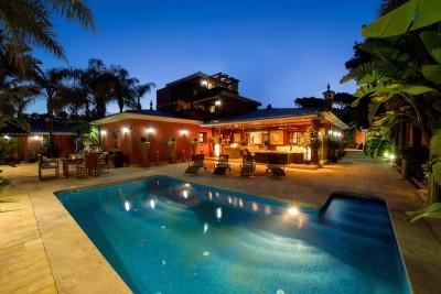 Luxury Villa Puerto Banus For Sale