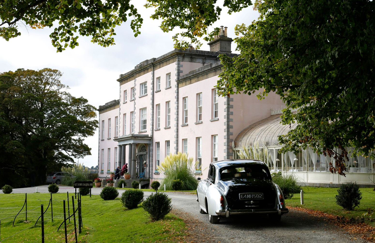 Longueville House Weddings, Fine Dining and Bespoke Self-Catering