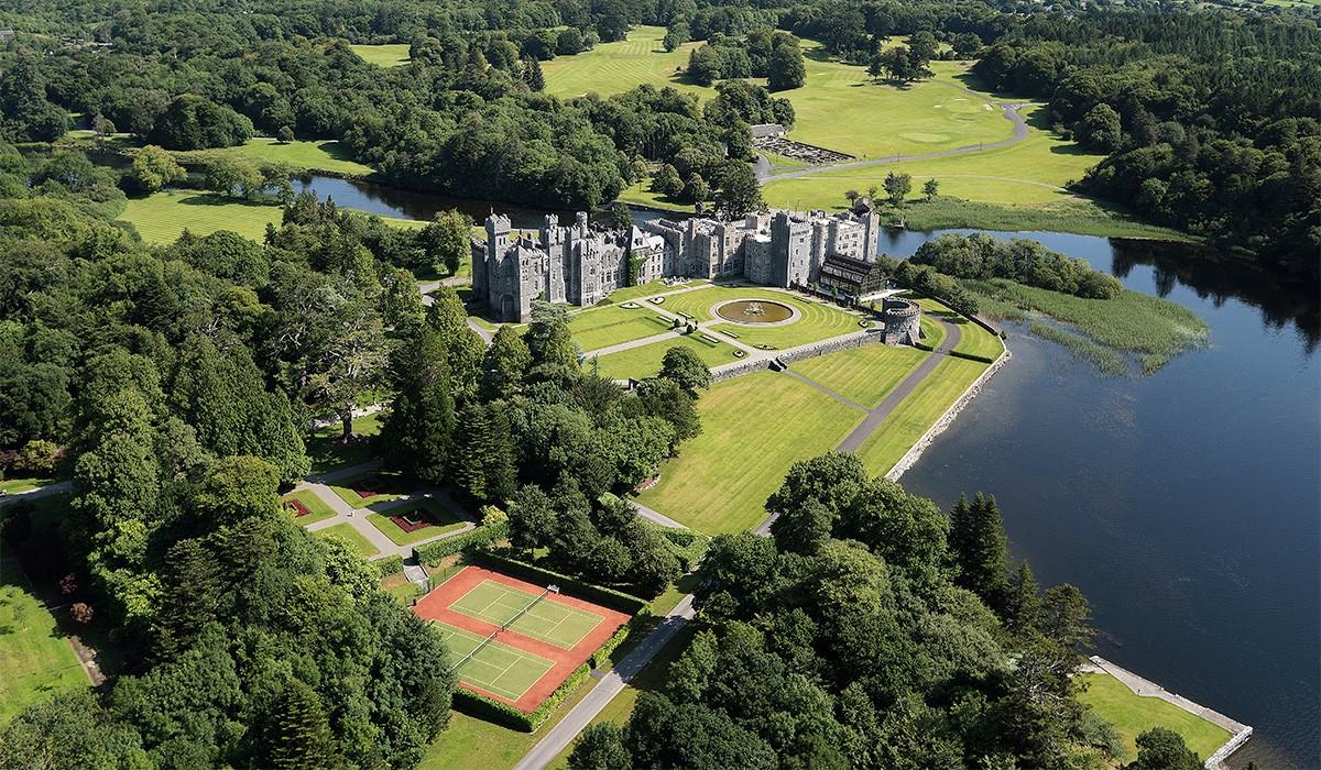 Ashford Castle, Co. Mayo