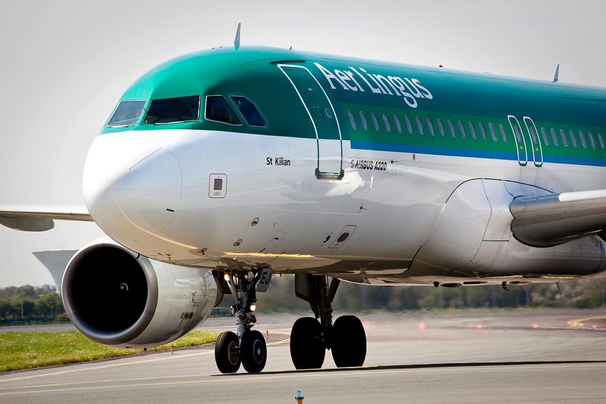 Aer Lingus, Runway, Dublin Airport by daa