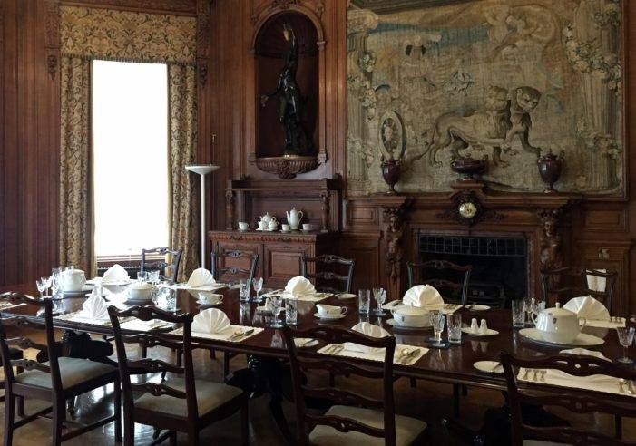 Dining Room at Farmleigh. OPW