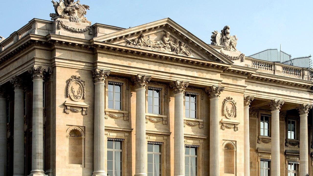 L'Hôtel de Crillon – Paris
