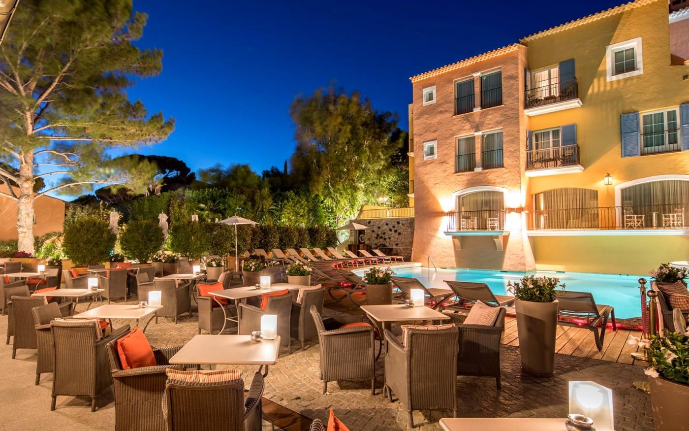 Hôtel Le Byblos - Saint-Tropez (Provence)