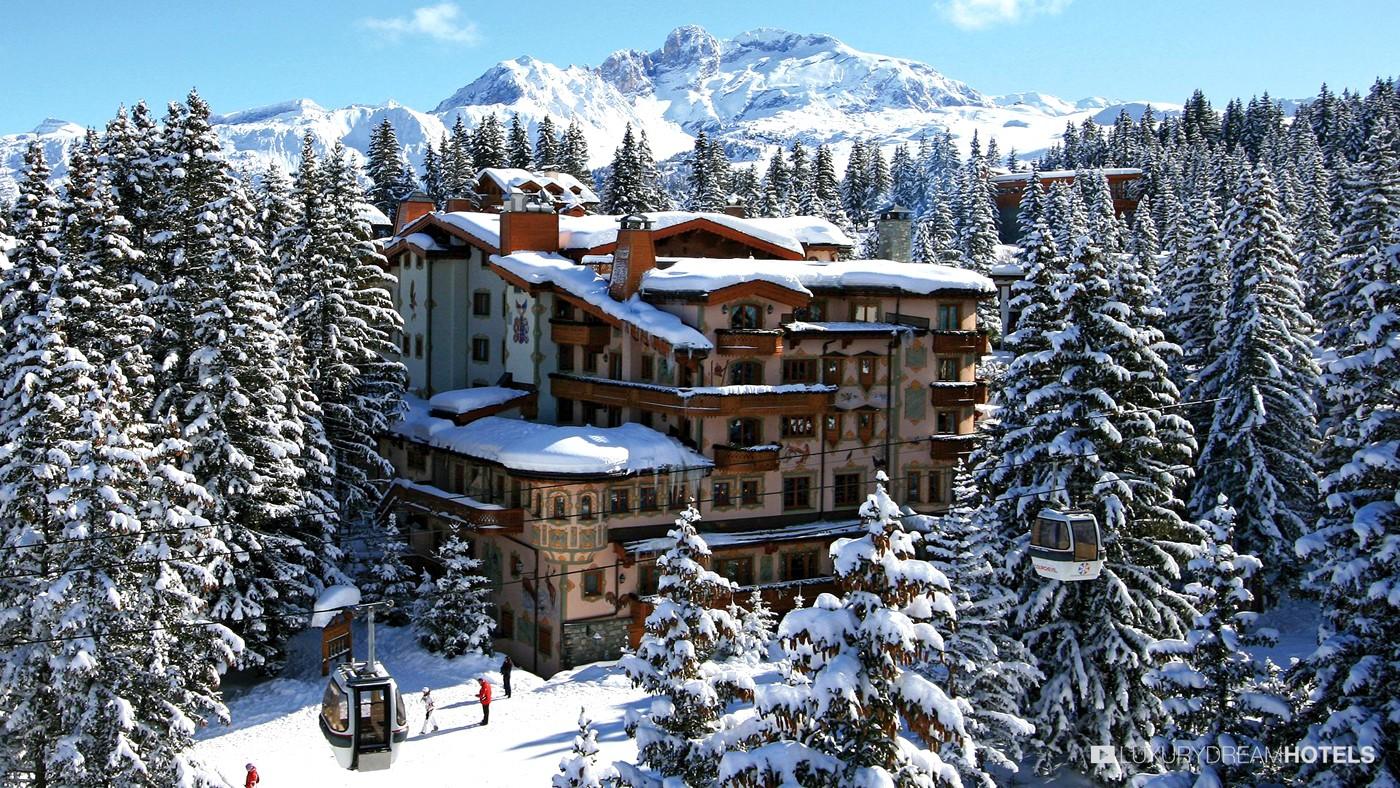 Hôtel Les Airelles – Courchevel (Alps)