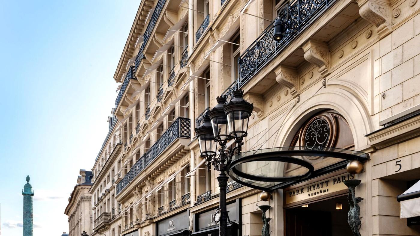 Hôtel Le Park Hyatt Paris Vendôme – Paris