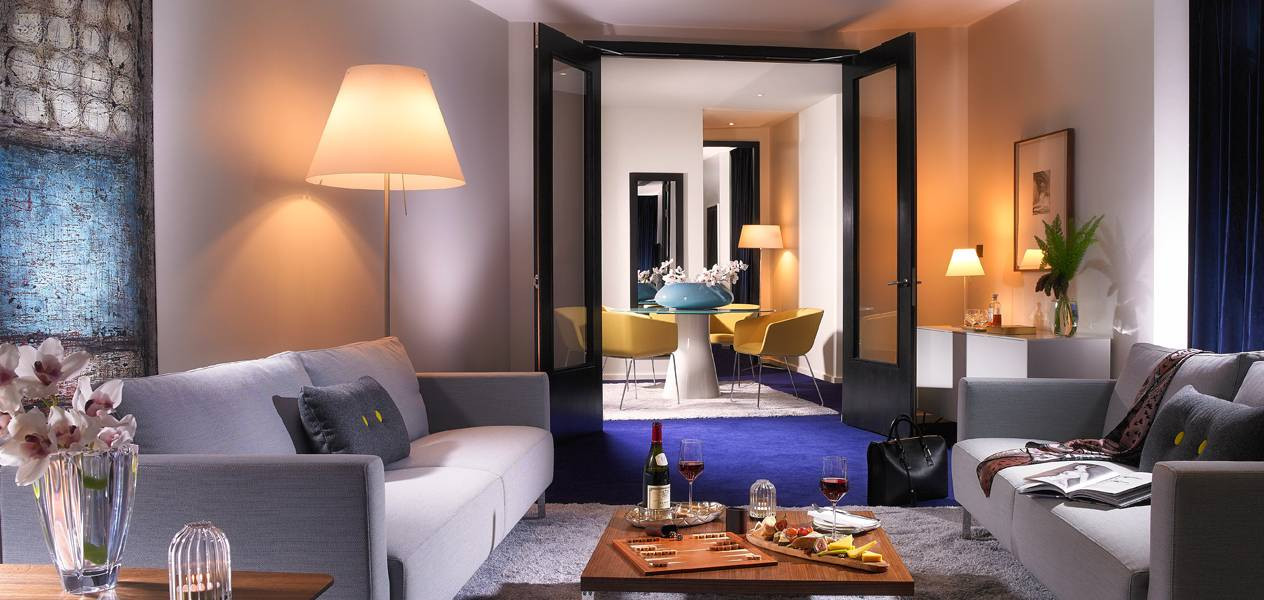 Presidential Suite at The Marker Hotel Dublin