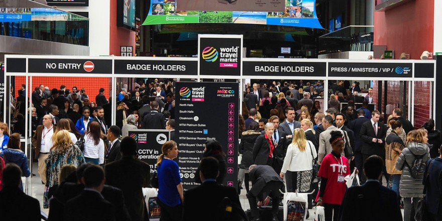 World Travel Market 2016 ExCeL London