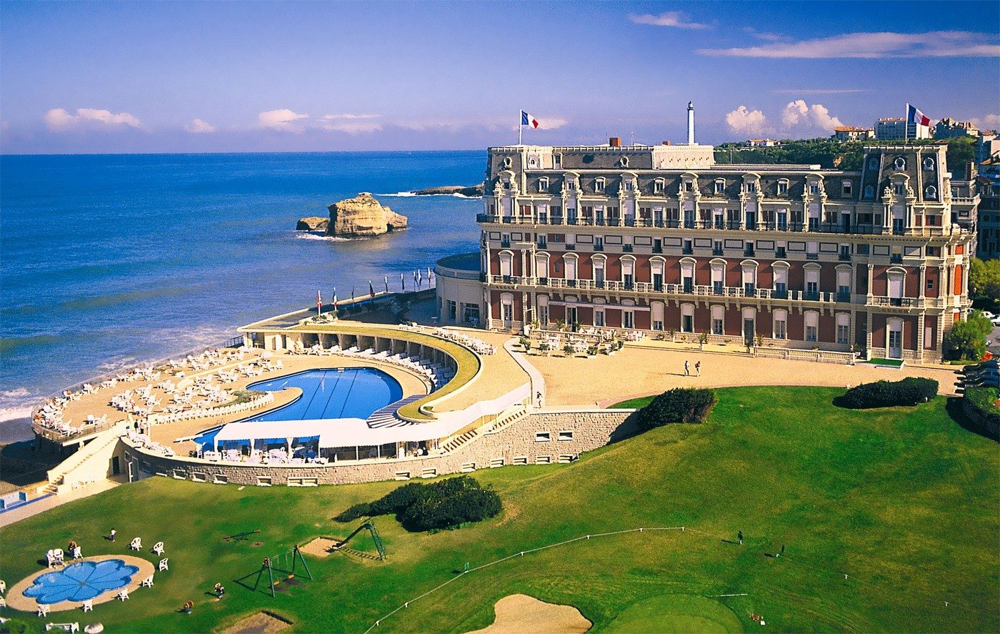 Hôtel du Palais – Biarritz (Pays Basquse)