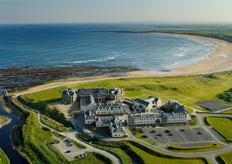 The Trump International Golf Links and Hotel at Doonbeg
