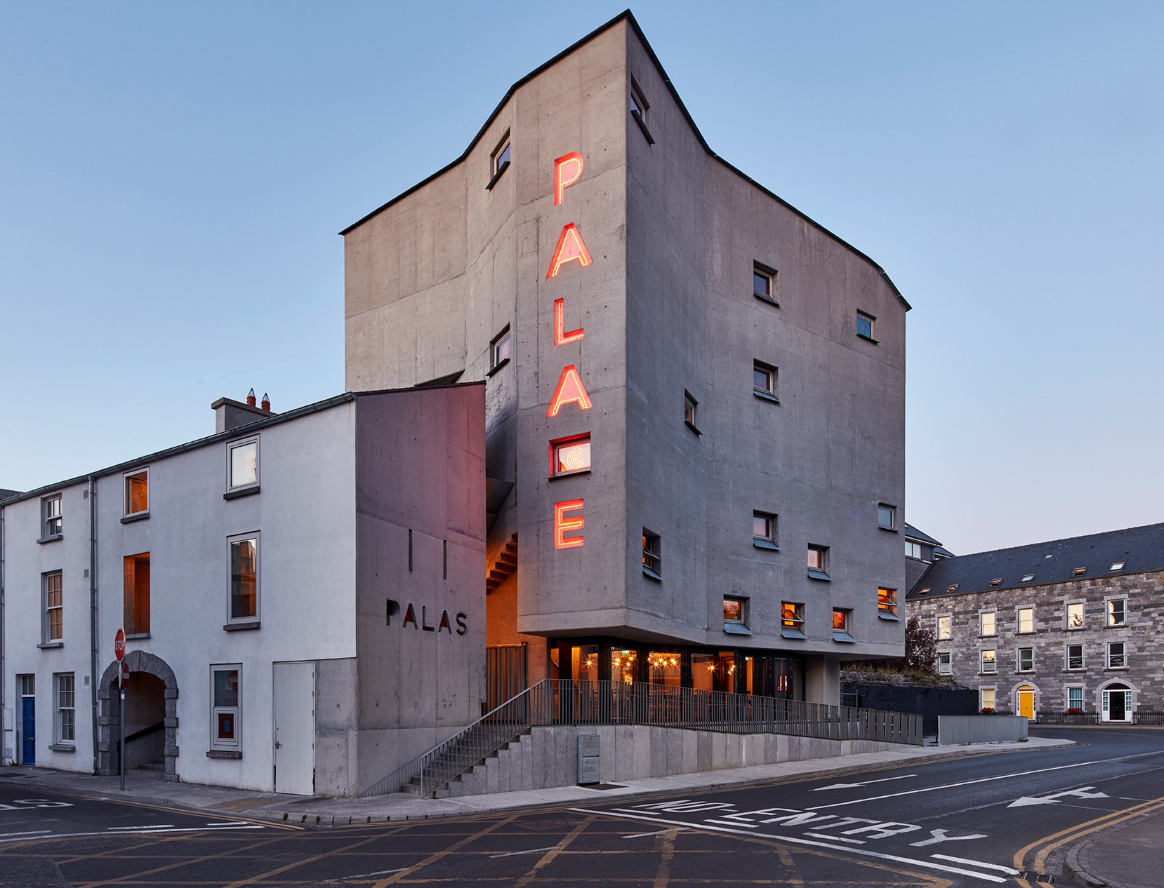 Galway's Pálás Shortlisted for 2018 World Architecture Awards