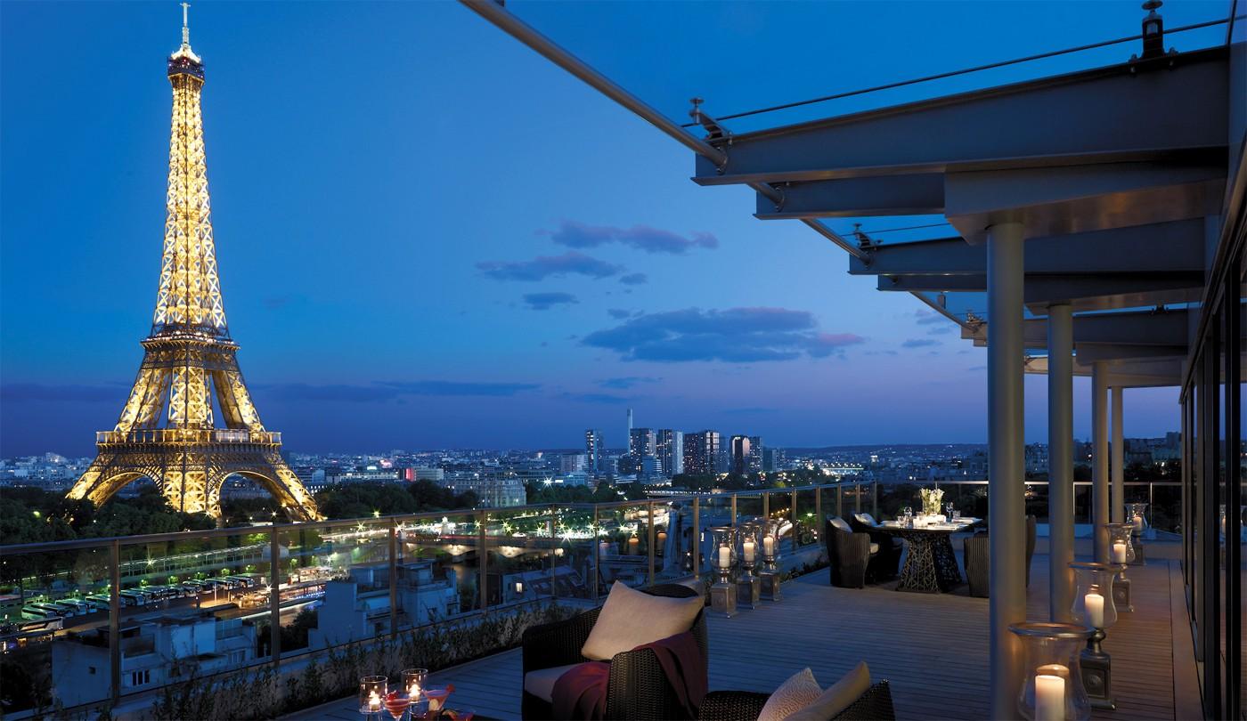 Shangri-La Hotel- Paris