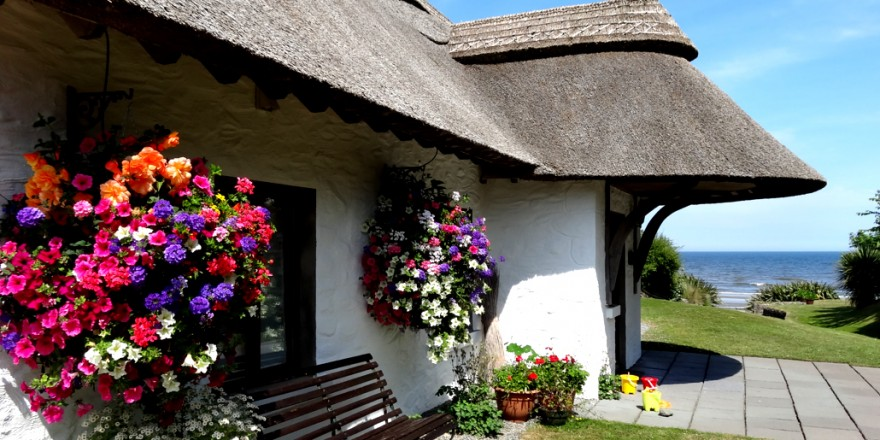 Luxury holiday cottages in ireland for Premium holiday cottages