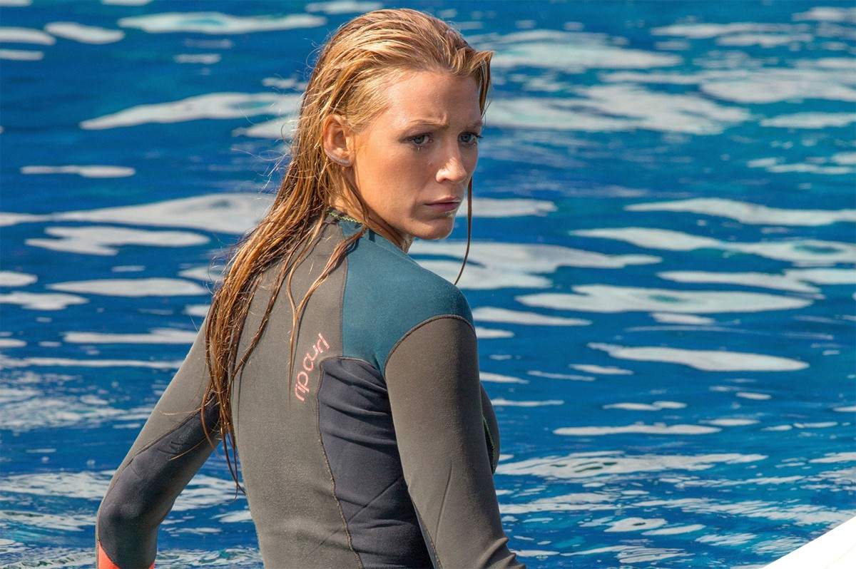 In Dublin, Blake Livley star of 'The Shallows'