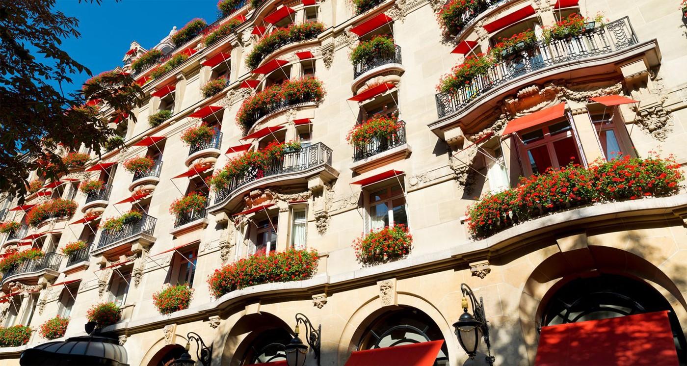 Hôtel Le Plaza Athénée – Paris