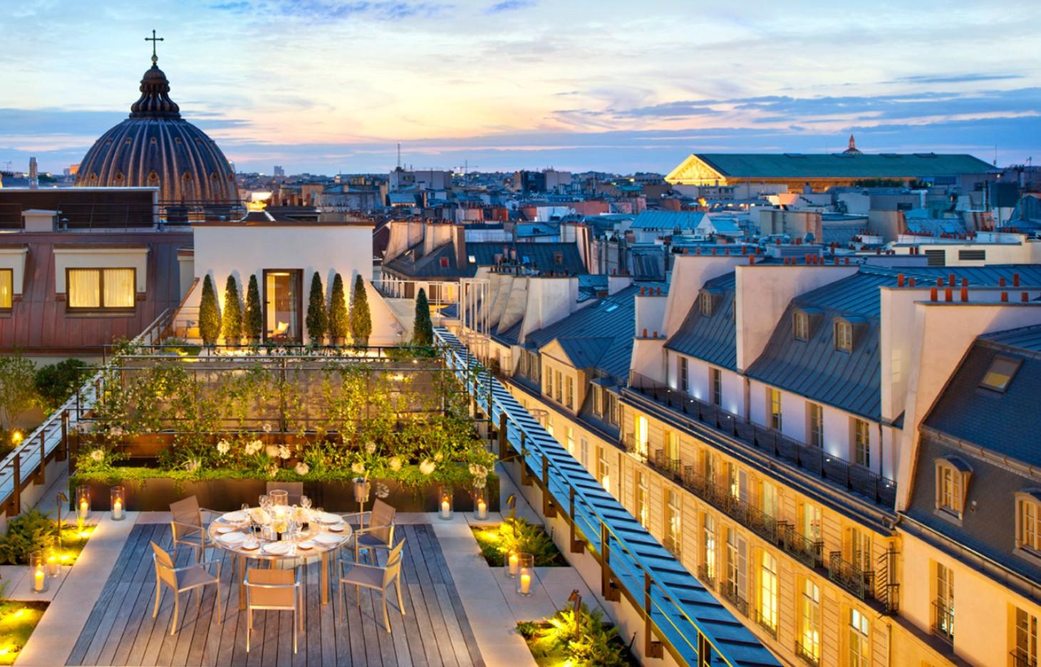 Mandarin Oriental - Paris