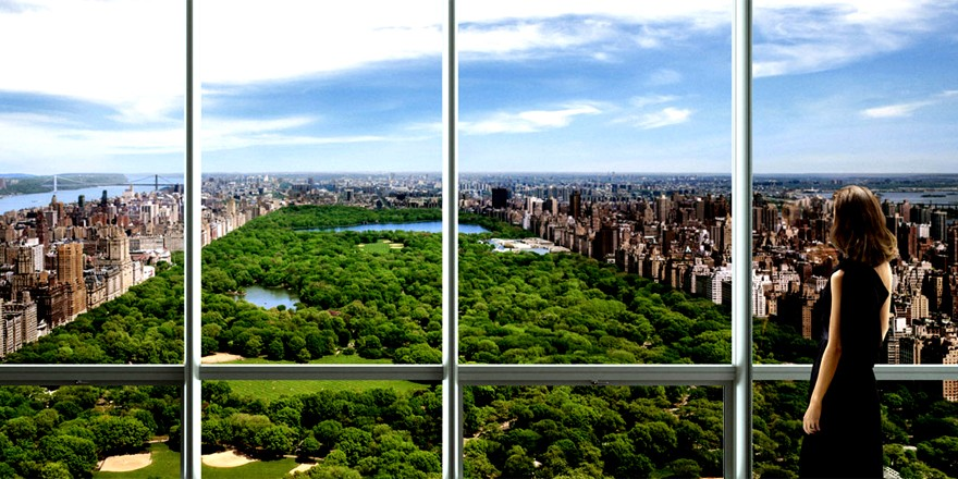 Room With A View - One57 New York