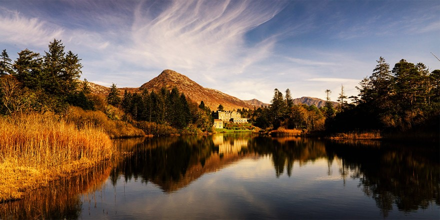 Exclusive Weddings at Ballynahinch Castle