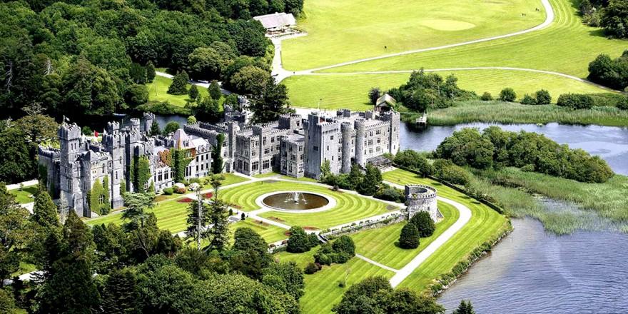 Five-Star Ashford Castle Hotel