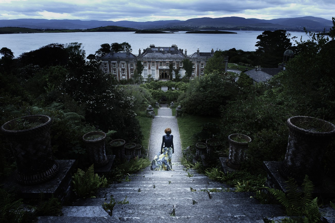 Weddings at bantry house in ireland for Bantry house