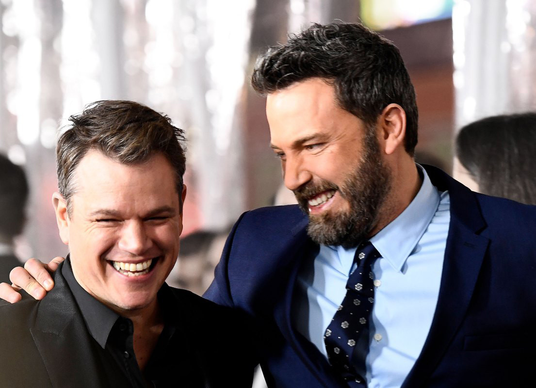 Damon and Affleck to star in the Ridley Scott Blockbuster