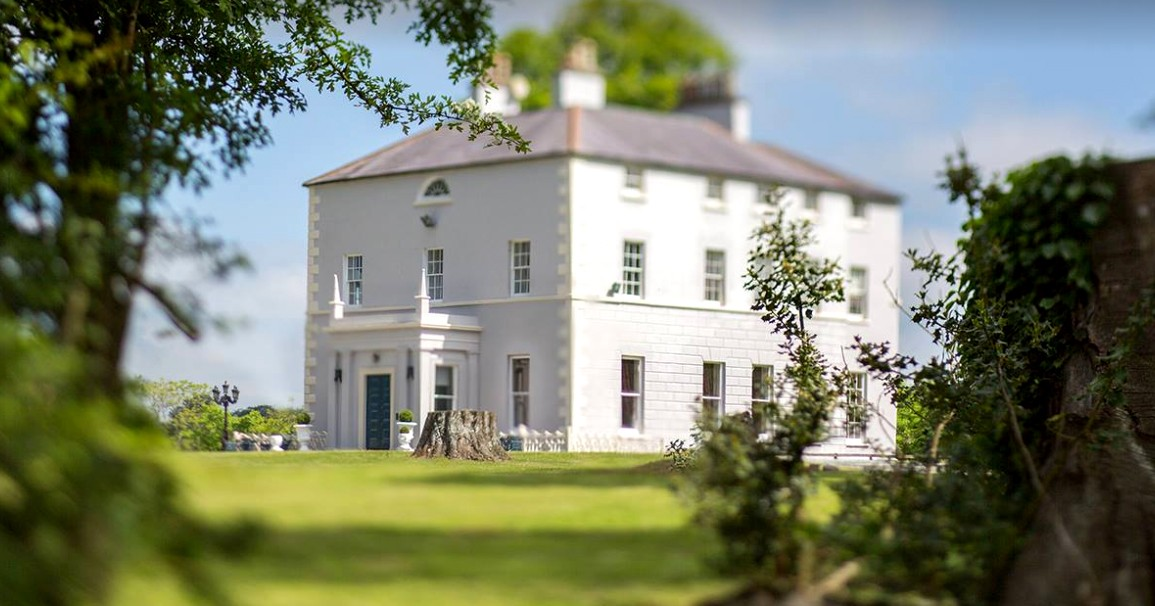 Exclusive Weddings at Boyne Hill House Ireland -