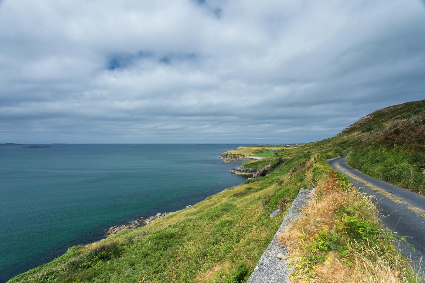 Sky Road on Ireland's Wild Atlantic Way