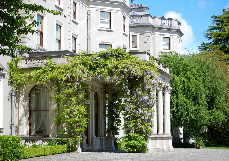 The historic Farmleigh Estate, Phoneix Park, Dublin