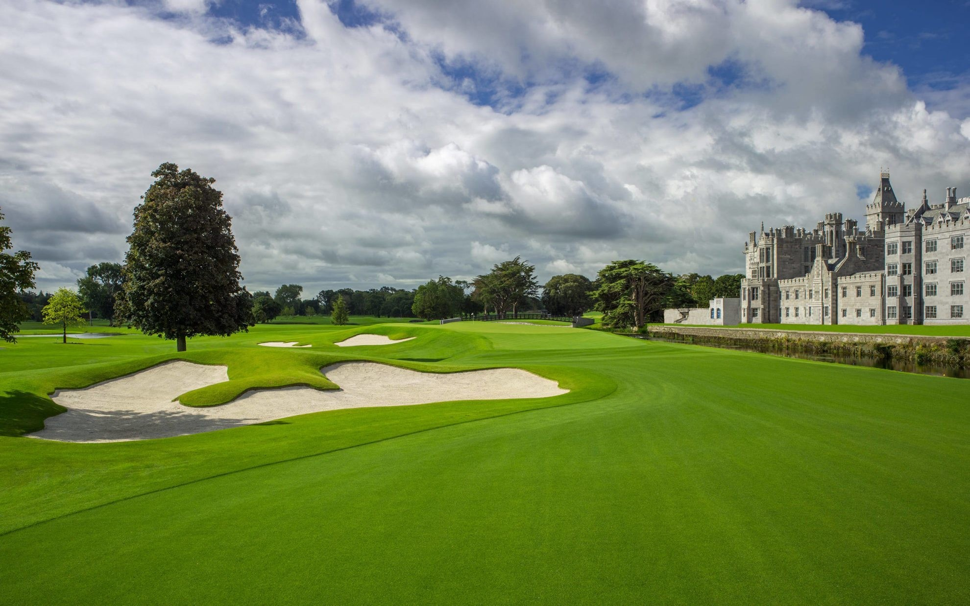 World Class Golfing at Adare Manor