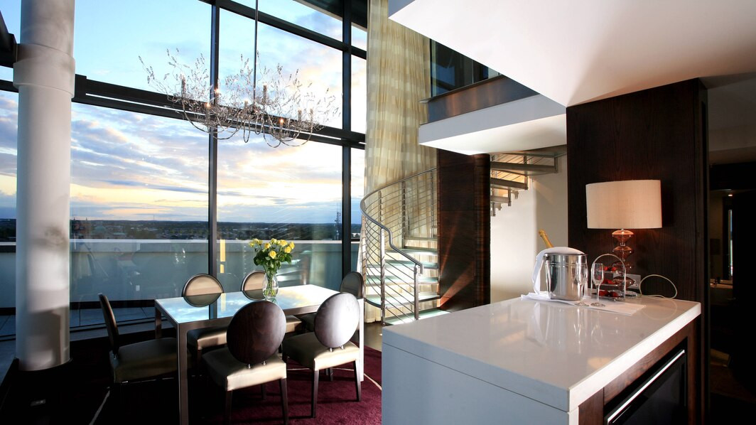 Presidential Suite at Athlone Sheraton