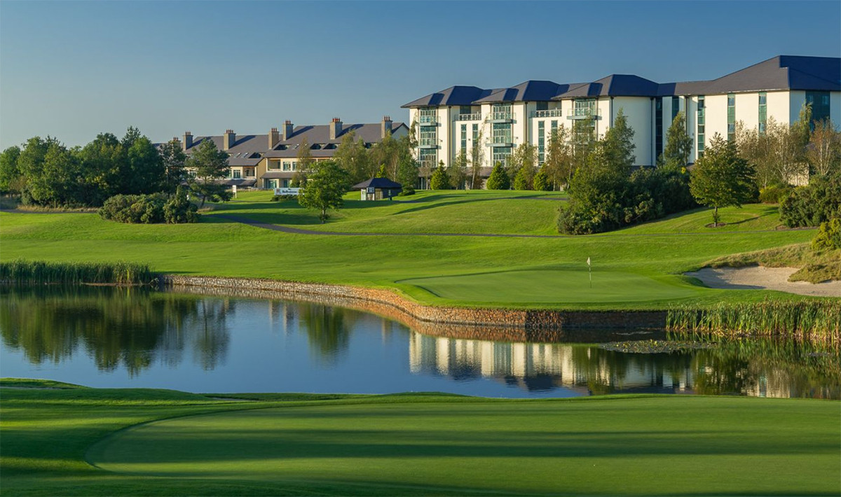<p>Upgrade at The 5-star Heritage Golf & Spa</p>