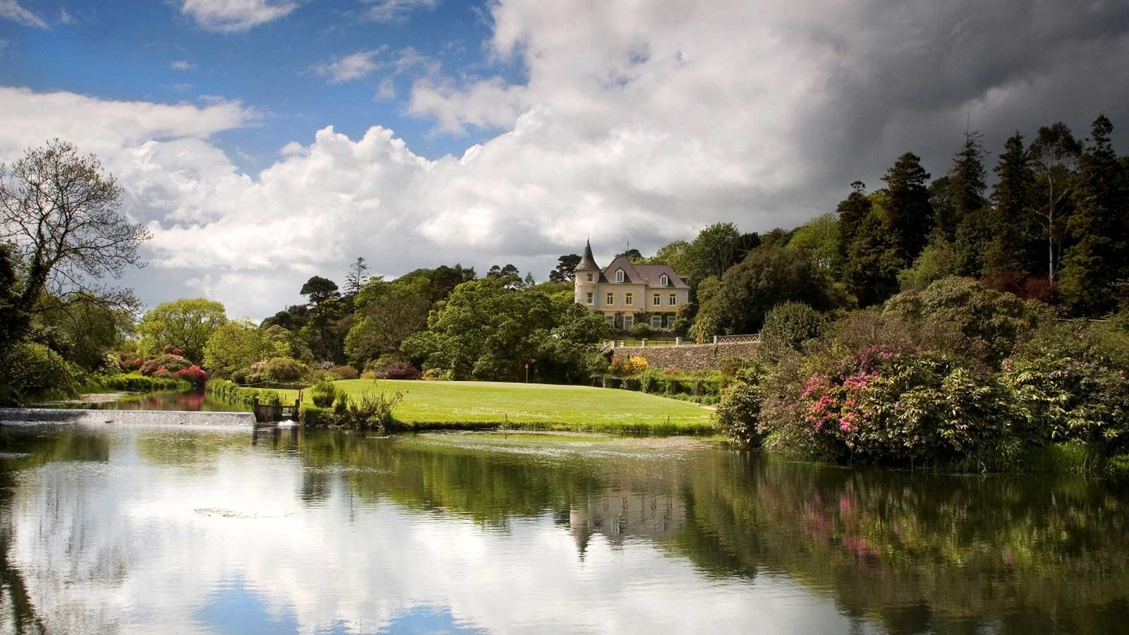 Lissalel House and Gardens - Historic West Cork 350-Acre Estate