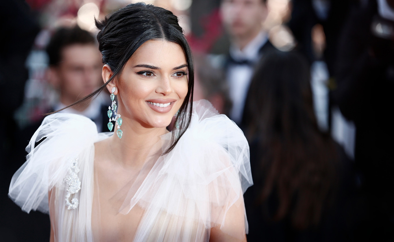 Kendall Jenner is top catwalker in 2020.