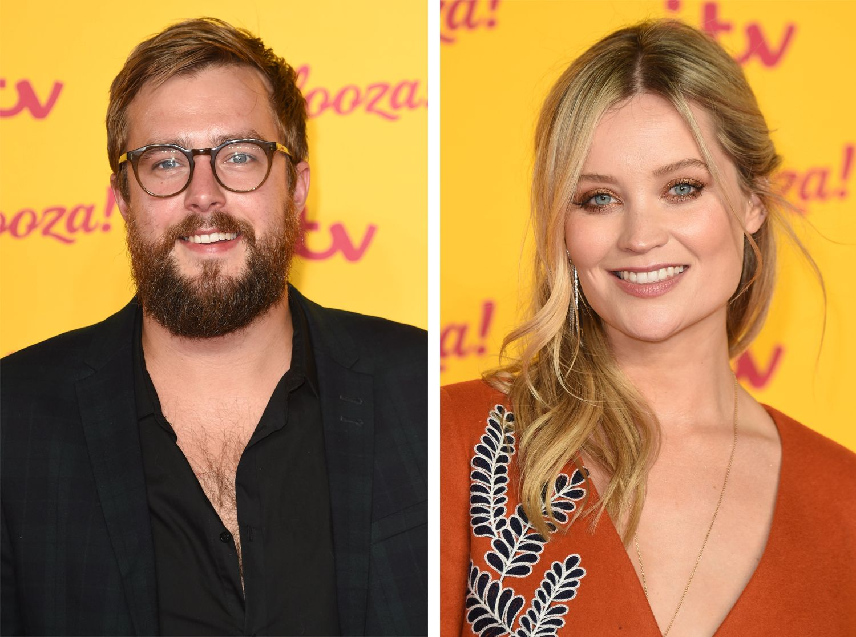 Love Island couple & 5 Star favs Ian Stirling & Laura Whitmore
