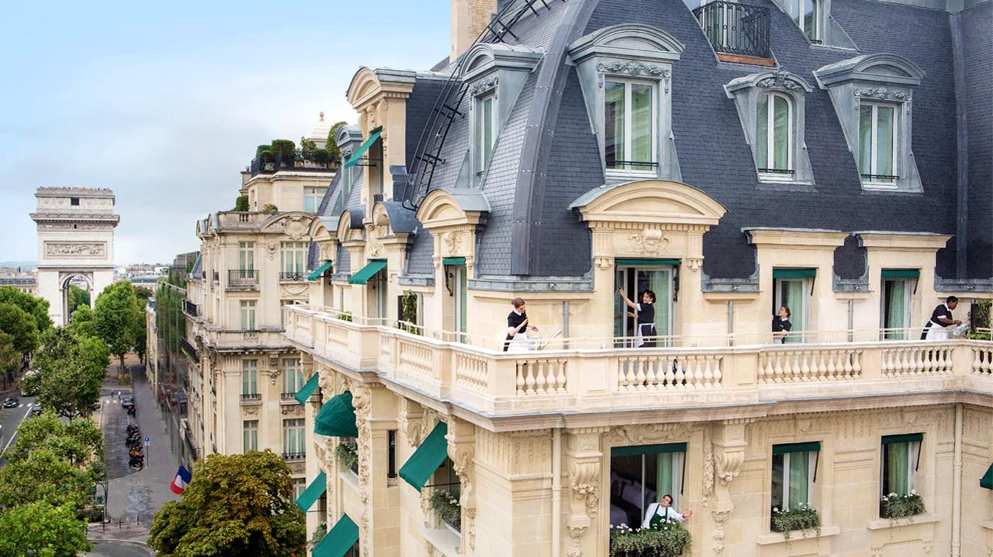 The Peninsula - Paris