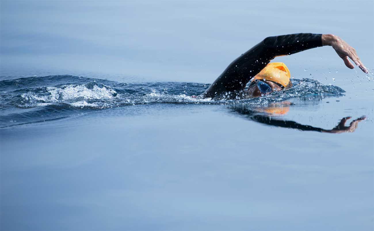 Winter sea swimming - a major stress reducer
