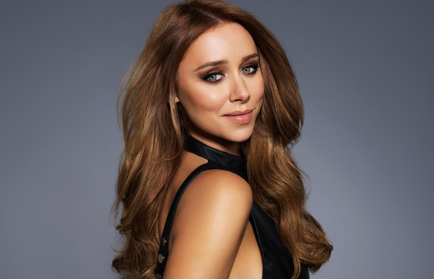 Singer-songwriter Una Healy is a shark in the water